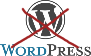 Goodbye wordpress.org